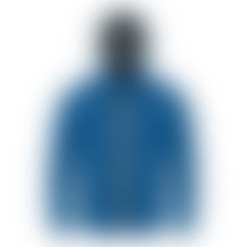 Blue Avio Jacq Plus Dot Mens Jacket