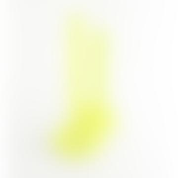 Twist Candle Fluor Yellow