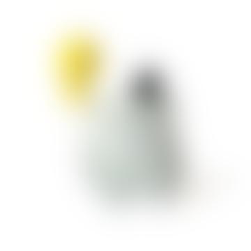 Amuru toys 7cm Little Bear with Yellow Balloon Comforter