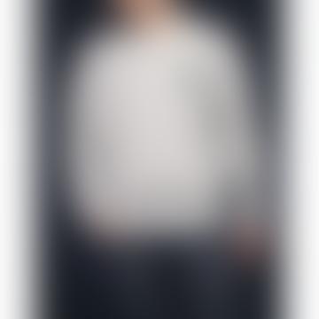 Lee 101 Sweatshirt Sharp Grey Mele