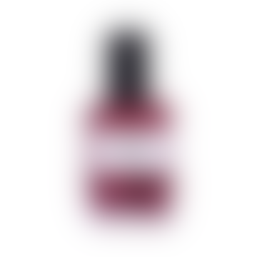 Shimmering Burgundy Mystique Red Nail Polish