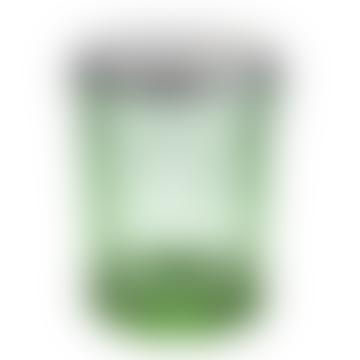 Grand pot de rangement en verre