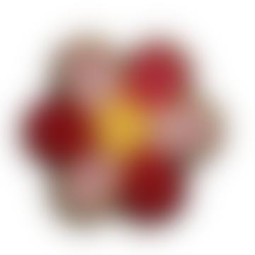 Macon & Lesquoy Daisy Paradise Brooch