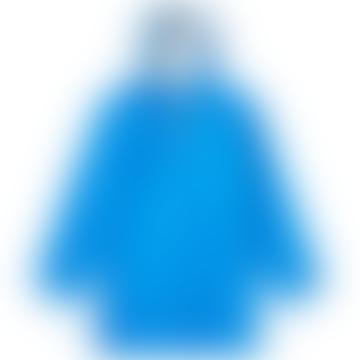 Stutterheim Stockholm Raincoat Electric Blue