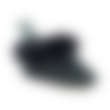 Gray Lambskin Minion Crawling Shoes