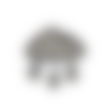 Macon & Lesquoy Cloud and Rain Brooch