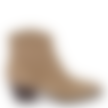 Ash Heidi Sude Taupe Ankle Boots