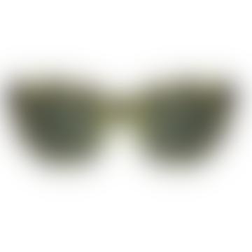 Stella Demi Olive Sunglasses