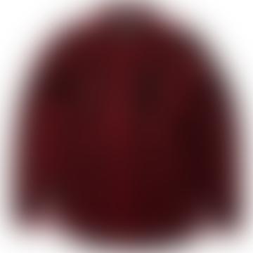 Vissla Red Bolt Kerrupt Bonded Flannel