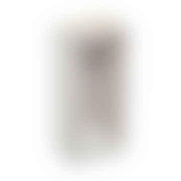 Stolen Form White Brick Vase