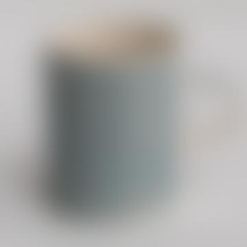 Handmade Demi Mug In Grey