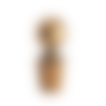 Antique Brass Adon Bottle Stopper