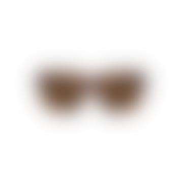 Nancy Sunglasses In Demi Brown