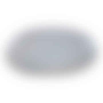 Extra Large Etosha Bowl In White Mixed Pattern