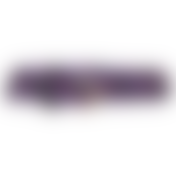 Purple Marius Belt