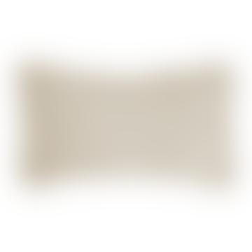 60 x 30cm Velvet Fringe Cushion