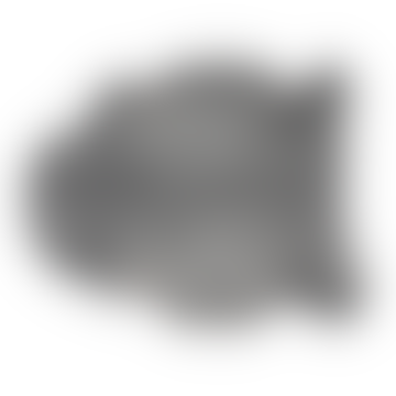 Dark Grey Short Haired Visby Sheepskin Rug