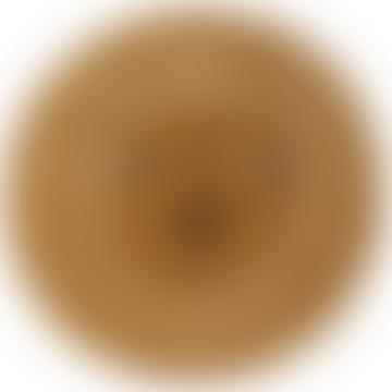 Caramel Wool Lion Rug