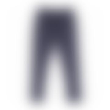 Navy Blue Fleece Steering Wheel Trousers