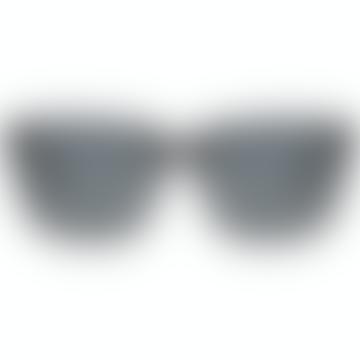 Black Smoke Tortoise Jay Sunglasses