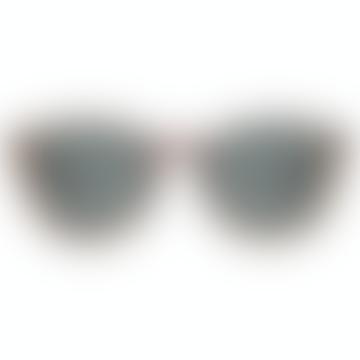 Dark Green Tortoise Liam Sunglasses