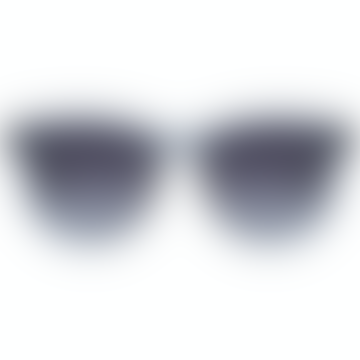 Navy Smoke Francis Sunglasses