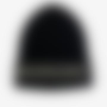LULU'S LOVE Black Weekend Cashmere Hat