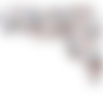 Iridescent Stargazer Balloon Arch Decoration Kit