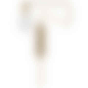 Lana Swing Arm Wall Light - Brushed Brass (Medium)
