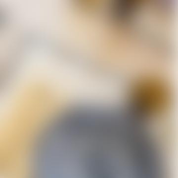 35 x 45cm Mustard Linen Goa Placemat