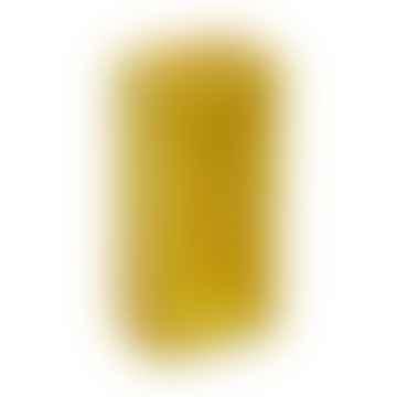 Stolen Form Brick Vase Yellow