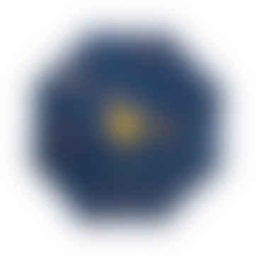 Dark Blue Solar System Umbrella
