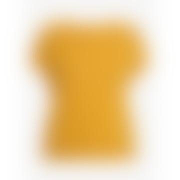 Sibin Linnebjerg Aspen Sleeveless Jumper Yellow