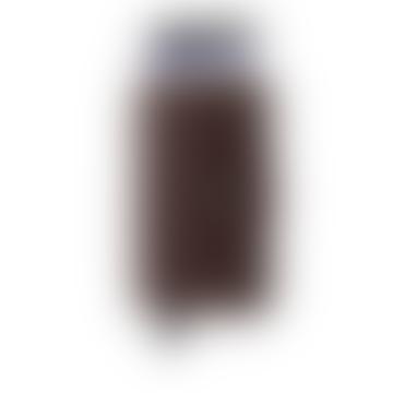 MiniWallet Veg Espresso Brown RFID