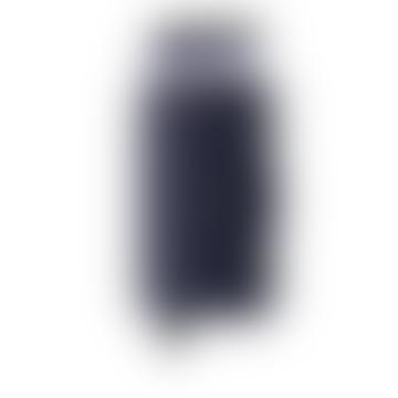 Mini Wallet Metallic Blue RFID