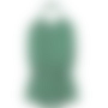 Yporque Green Stripes Girl Jumpsuit
