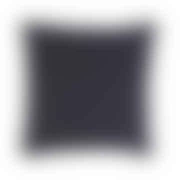 50 x 50cm Midnight Blue Linen Cushion