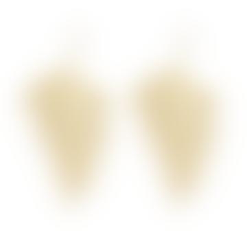 Gold Plated Charlotte Earrings