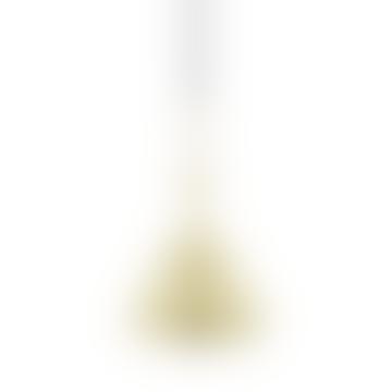 Emperor Lamp 20 cm Brass