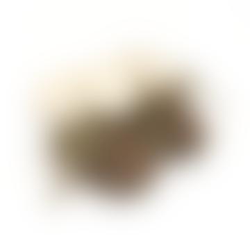 Chocolate Sheepskin Slippers