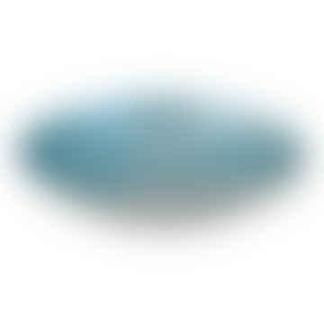 Large Etosha Bowl In Turquoise Wash