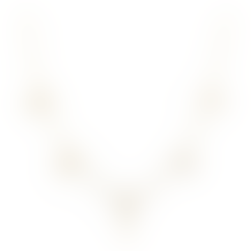 RIMIET Gold plated Sterling Silver Necklace - ESTIGIA