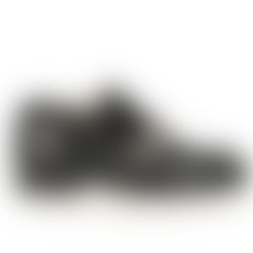 Black Suede Rogue Shoes