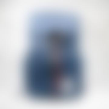 Navy Y Pack Backpack
