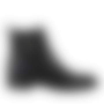 Black Athol Ankle Boot