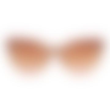 SOFIE SCHNOOR Light Rose Pink Annalia Sunglasses