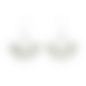 Lou Lou Earrings Silver