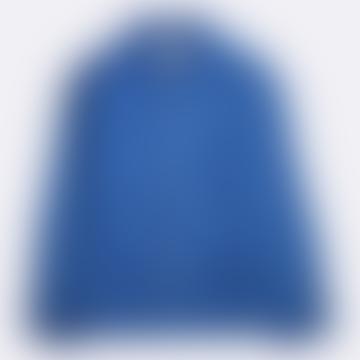 Far Afield Station Jacket Cotton Twill Mona Blue