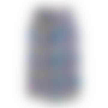 MARIE SIXTINE Mix Printed Lama Midi Celine Skirt