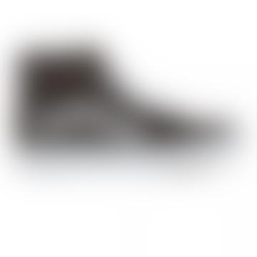 SK8 Hi Shoes Black Black White